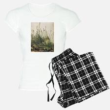 Albrecht Durer Great Piece Of Turf Pajamas