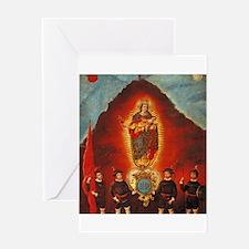 Escudo de la ciudad de zacatecas Greeting Card
