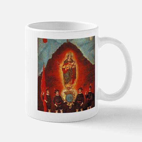 Escudo de la ciudad de zacatecas Mug