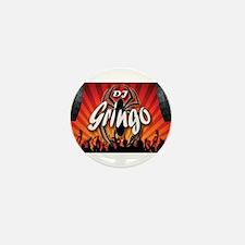Unique Latin music Mini Button