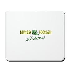 Fantasy Football Widow Mousepad