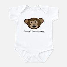 Mommy's Little Monkey Infant Bodysuit