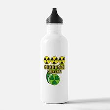 Good-bye Nuclear Water Bottle