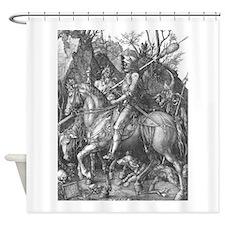 Albrecht Durer Knight Death and the Devil Shower C