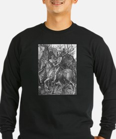 Albrecht Durer Knight Death and the Devil T