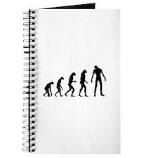 Evolution zombie Journal