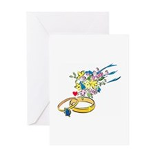Wedding Greeting Card