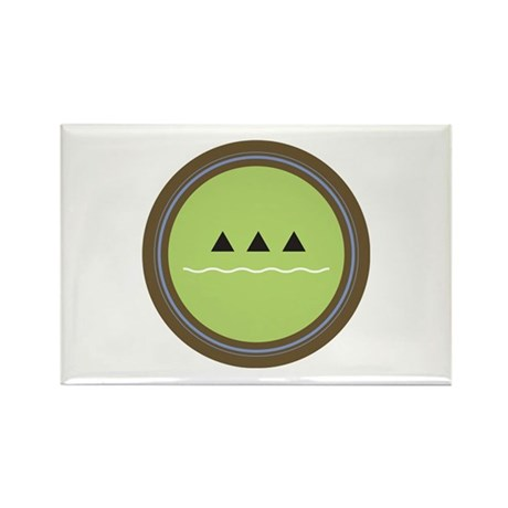ecology logo Rectangle Magnet (10 pack)