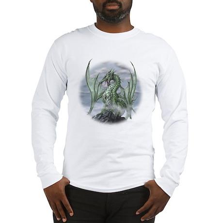 mistymtnBlkT2 Long Sleeve T-Shirt