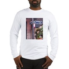 Bourbon Street Sign Long Sleeve T-Shirt