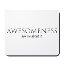 awesomness Mousepad