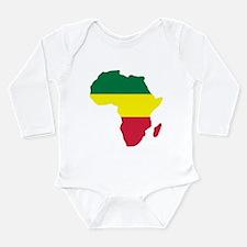 africa_reggae Body Suit