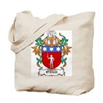 O'Nihill Coat of Arms Tote Bag