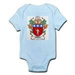 O'Nihill Coat of Arms Infant Creeper