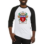 O'Nihell Coat of Arms Baseball Jersey
