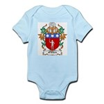 O'Nihell Coat of Arms Infant Creeper