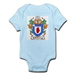 O'Mulrooney Coat of Arms Infant Creeper