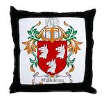 O'Mulrian Coat of Arms Throw Pillow