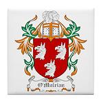 O'Mulrian Coat of Arms Tile Coaster