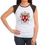 O'Mulrian Coat of Arms Women's Cap Sleeve T-Shirt