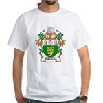 O'Mulledy Coat of Arms White T-Shirt