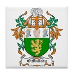 O'Mulledy Coat of Arms Tile Coaster