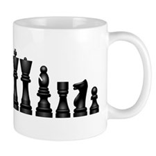 Family of Chess Mug