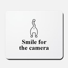 Smile Mousepad