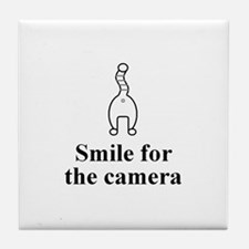 Smile Tile Coaster