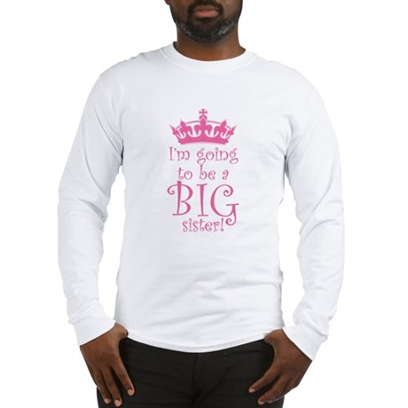 Future Big Sister Long Sleeve T-Shirt