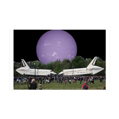 Shuttles and Cak Wall Decal