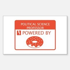 Political Science Professor Decal