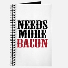 Needs More Bacon Journal