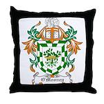 O'Mooney Coat of Arms Throw Pillow
