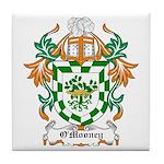 O'Mooney Coat of Arms Tile Coaster