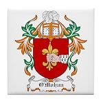 O'Mohun Coat of Arms Tile Coaster