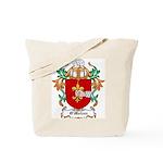 O'Mohun Coat of Arms Tote Bag