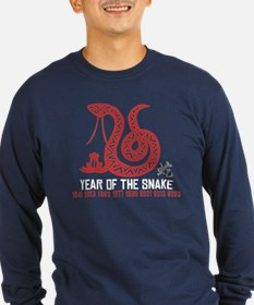 Chinese Paper Cut Year of The Snake T