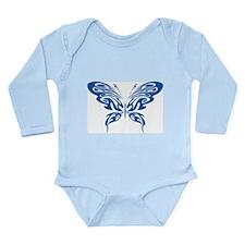 Tribal Long Sleeve Infant Bodysuit