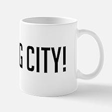 Go King City Mug