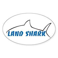 Land Shark Decal