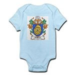 O'Mihill Coat of Arms Infant Creeper
