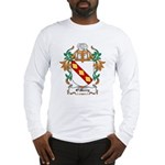 O'Merry Coat of Arms Long Sleeve T-Shirt