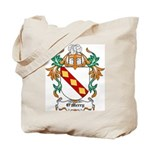 O'Merry Coat of Arms Tote Bag