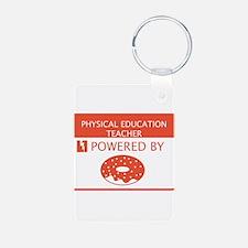 Physical Education Teacher Keychains