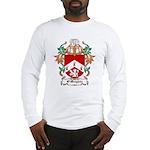 O'Meighin Coat of Arms Long Sleeve T-Shirt