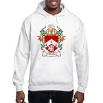 O'Meighin Coat of Arms Hooded Sweatshirt