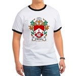 O'Meighin Coat of Arms Ringer T