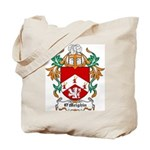 O'Meighin Coat of Arms Tote Bag