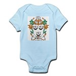 O'Meers Coat of Arms Infant Creeper